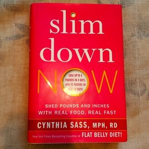 Slim Down Now book